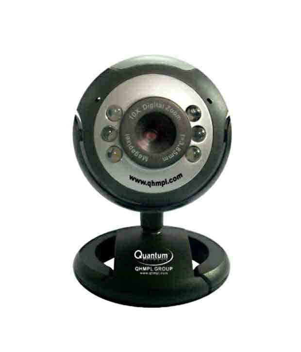 Bazaarmantri  Quantum 495 Lm Camera (With 6 Lights & 25